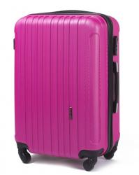 Vidutinis lagaminas Wings 2011 rožinis