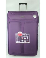 Labai didelis lagaminas Airtex 6284 violetinis