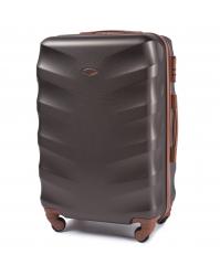 Rankinio bagažo lagaminas Wings 402 kavos spalvos
