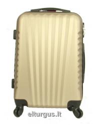 Rankinio bagažo lagaminas BS8844 - šampaninis
