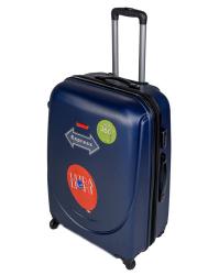 Didelis lagaminas Gravitt 310 tamsiai mėlynas