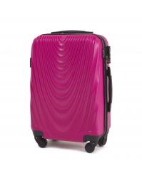 Rankinio bagažo lagaminas Wings 304 rožinis