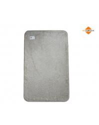 Kilimėlis Sellmax 60x100 cm šviesiai pilkas