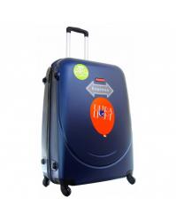 Vidutinis lagaminas Gravitt 310 tamsiai mėlynas