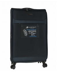 Didelis lagaminas Airtex 822 mėlynas