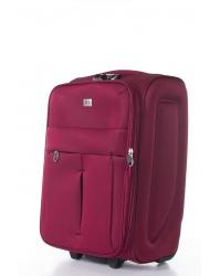 Rankinio bagažo lagaminas DAVID JONES 5028 raudonas