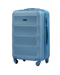 Vidutinis lagaminas Wings 203 šviesiai mėlynas