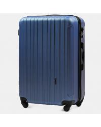 Vidutinis lagaminas Wings 2011 mėlynas