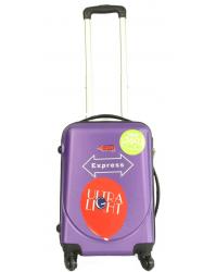 Rankinio bagažo lagaminas Gravitt310-violetinis