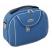 Lagaminų komplektas DELI 801 šviesiai mėlynas (+3 rankinės)
