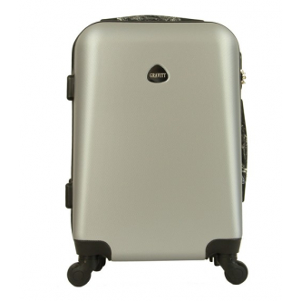 Rankinio bagažo lagaminas Gravitt 866 sidabrinis