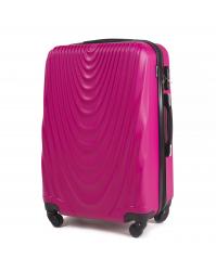 Vidutinis lagaminas Wings 304 rožinis