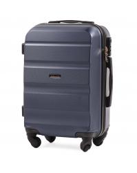 Rankinio bagažo lagaminas Wings AT01 mėlynas