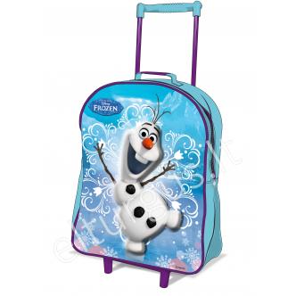 Vaikiškas lagaminas Frozen Olaf 3D