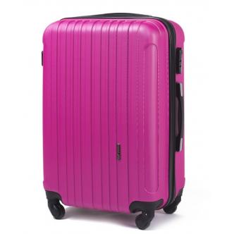 Didelis lagaminas WINGS 2011 rožinis