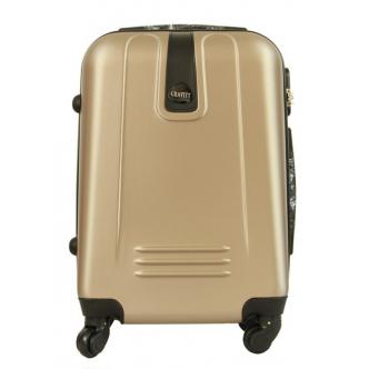 Rankinio bagažo lagaminas Gravitt 168 šampaninis