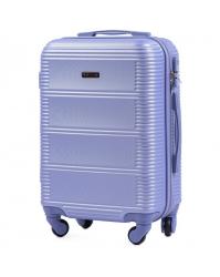 Rankinio bagažo lagaminas Wings 203 šviesiai violetinis