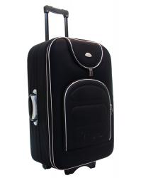 Vidutinis lagaminas Deli 801 juodas