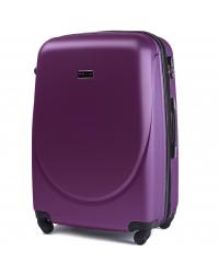 Vidutinis lagaminas Wings 310 violetinis