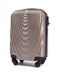 Vaikiškas lagaminas Wings 304 XS (50 x 35 x 20) cm šampaninis