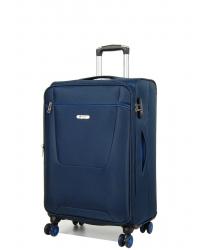 Vidutinis lagaminas Airtex 825 tamsiai mėlynas
