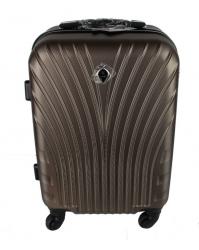 Rankinio bagažo lagaminas ROMAN23 - bronzinis