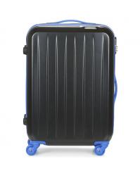 Vidutinis lagaminas DavidJones 1012 juodas