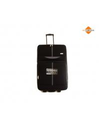 Vidutinis lagaminas Worldline 521-V juodas