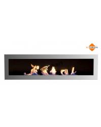 Pakabinamas biožidinys ARCHIkart 1200X400 INOX
