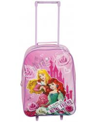 Vaikiškas lagaminas Princesės