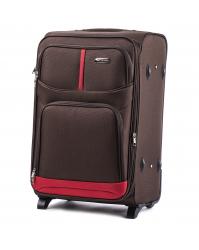 Rankinio bagažo lagaminas Wings 206 kavos spalvos